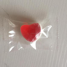 Custom HALAL candy heart shape gummy candy