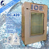 DISCOUNT refrigerated open glass door ice display merchandiser