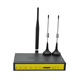 F3436 Industrial 3G Wifi Router With SIM Card Slot HSUPA UMTS 2100Mhz GSM Quad Band 4 Lan Port for remote audio system