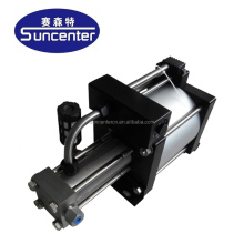 Suncenter pneumatic 320 bar high pressure natural gas booster pump