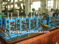 ZG28 straight seam high frequency welded pipe making machine