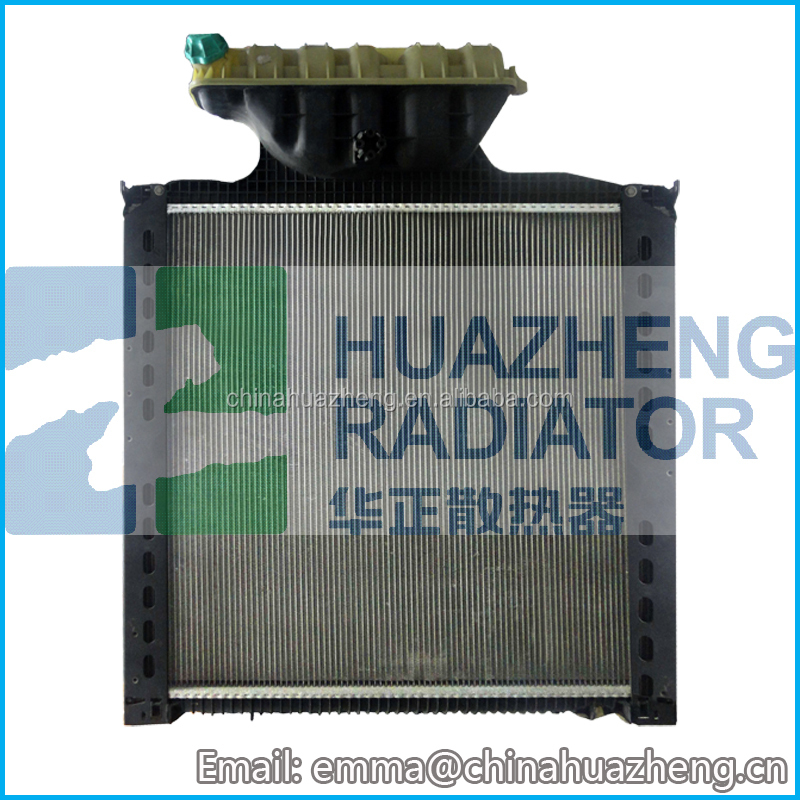 Auto engine water radiator for Truck radiator for Man TGA 81061016458/81061016512/81061016482
