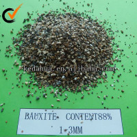China supplier 85% Calcined bauxite price
