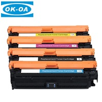 Compatible laser printer CE740A 42A 43A 41a toner cartridge for hp