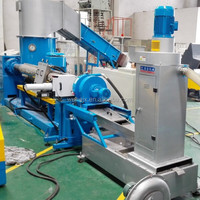 PP PE film pelletizing production line