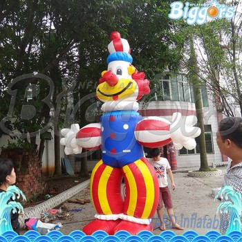 Inflatable Clown Custom Advertising Inflatables for Outdoor Promotion Event