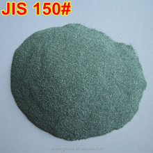 silica sand price/silicon carbide/green/black corundum