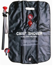 20L Portable camping shower china manufacturer