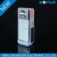 2014 NEW design easy charger energy saving solar power led solar emergency light