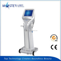 China supplier wholesale best multipolar fractional rf & cooling facial spa skin tightening face lifting machine for sale