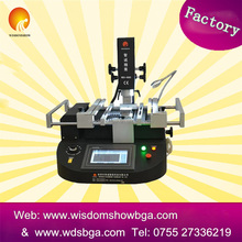 Low price motherboard repair tool WDS-4860 infrared bga rework station xbox ps3 laptop bga chip repair machine
