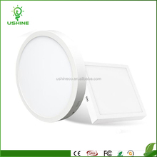 Factory price 24 watt square led panel light surface mounted downlight