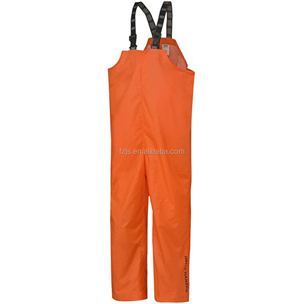 Waterproof Workwear Men's Fishing and Rain Bib Pant