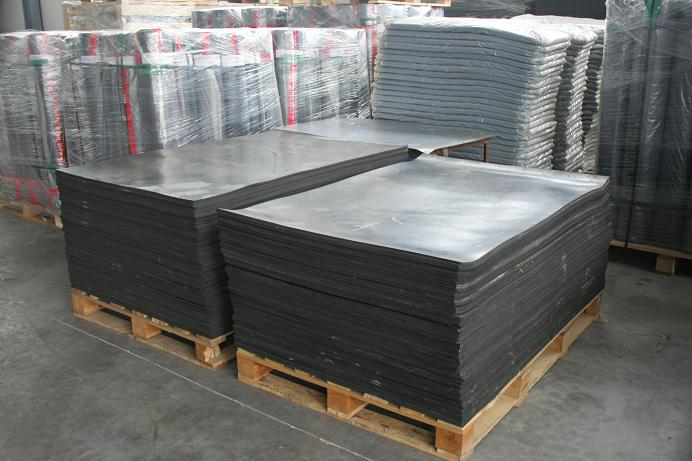 Aging Resistant Products EPDM Rubber Sheet Rolls For Various Applications