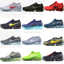 Newest 2018 Comme Mesh Fashion Knitting Weaving Running Sport Shoes des Garcons Vapormax Men Running Shoes