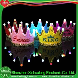 Happy birthday to you LED birthday crown