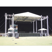 Easy Install Portable Aluminum Mobile Music Concert Stage
