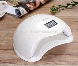 36W nail dryer high quality sun five Professional Powerful gel uv led polish nail lamp