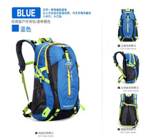 Fashion Laptop Backpack Breathable Hiking Backpack Waterproof Travalling Bag