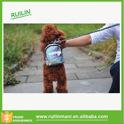 Cute outdoor dog carrier backpack