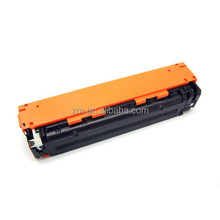 Best selling compatible toner cartridge 542A Yellow for HP Laserjet 1215/1515/1518/CM1312