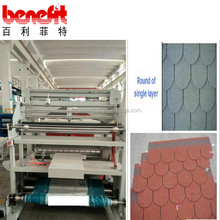 glazed 5 tab asphalt shingle stone coated roofing tiles production line,roof shingles machine