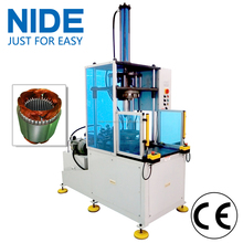 NIDE Stator Coil middle winding forming machine
