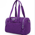 Wholesale Cheap Simple Duffel Bag Nylon Material High Quality Womenbag
