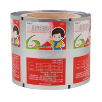 BOPP/ PET/PVC/CPP Food or Pharmaceutical Packaging laminated Plastic Film