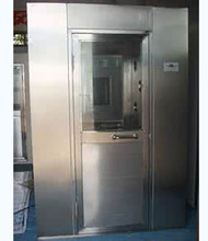 Shower Cleanroom Chamber Food Clean Air Jet Room