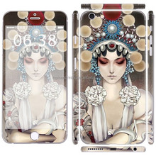 Mobile phones covers, Peking Opera beauty for iPhone 6 sticker
