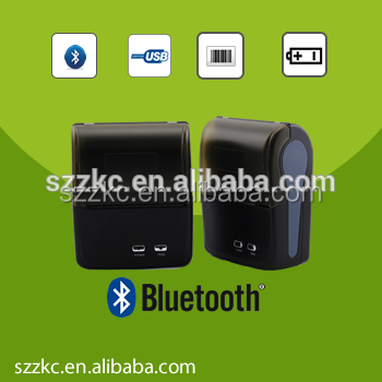 80mm bluetooth mini thermal printer for O to O, WIFI, for photo