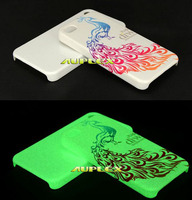 Hot Selling New Blank Mobile Phone Case Printing Light up 3D Cell Phone 3D Cases (LPC-I5)