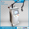 China brand ML HOT selling CE approved CO2 Fractional laser Q5 /wrinkle remval/laser treatment acne scars