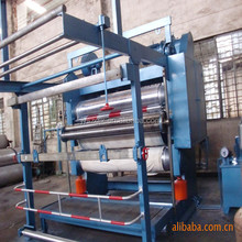 Jiangyin high quality two rollers textile calender machine designed by customer needs