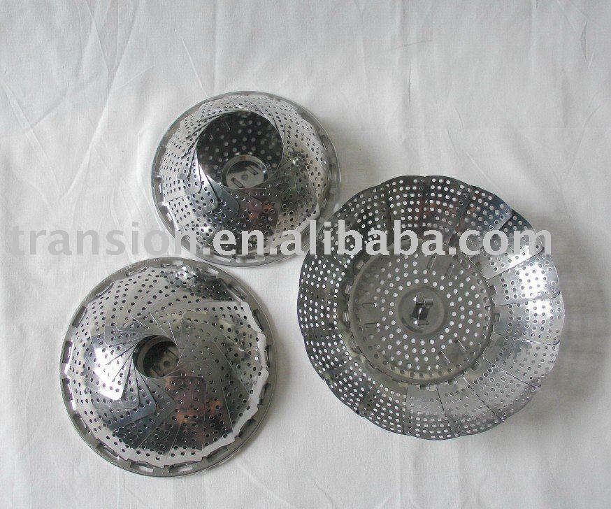 Stainless steel Fruit Basket stainless steel Steamer