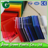2016 hot sale high gloss acrylic sheet for advertising