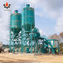 SDDOM Ready Dry Mortar Mix Concrete Plant For Sale