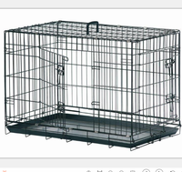 Low Cost Folding Kennel Crate for Dog