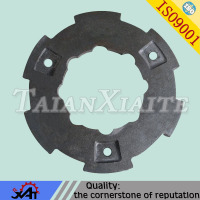 Fabrication agriculture machinery parts clutch friction plate