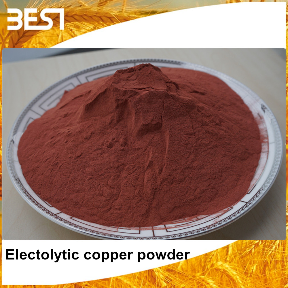 Best05E 5n Spherical Copper Powder/ Electrolytic Copper For Sale/ Nano Copper Powder Price