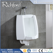 back wall mounting floor standing ceramic corner urinal