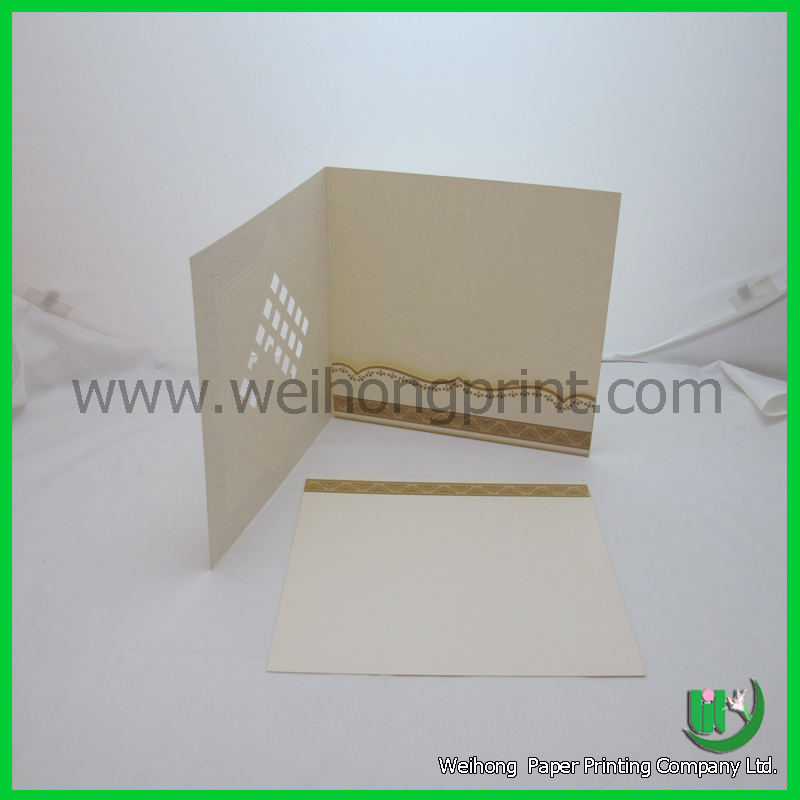Christmas paper card , Christmas invitation paper card