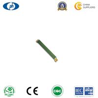 For VFD HPR 5K 10K Ohm Ceramic Tube Variable Breaking Resistor