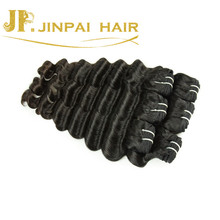JP High temperature disinfection Brazilian Loose Deep Wave Hair Weave