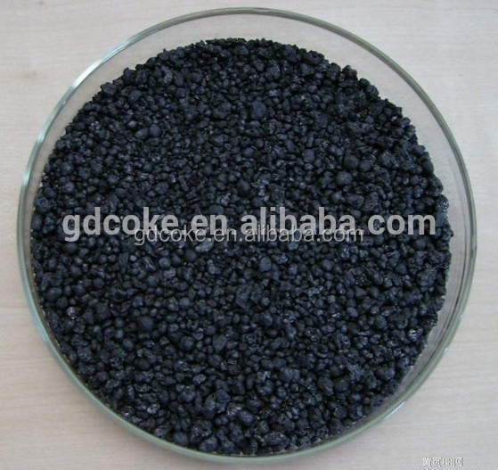 semi graphite pet coke, 1-3mm