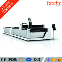 First Choice Jinan Bodor 500w cutting laser machinery price with CE