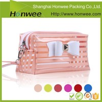 beauty transparent makeup case plastic travel cosmetic case