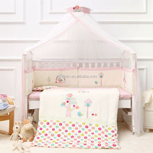 Baby Cot Mosquito Net Kids bed Mosqito netting White Color