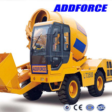 Best Seller Small Self Loading Concrete Mixer Machine Truck Price 4X4 in India